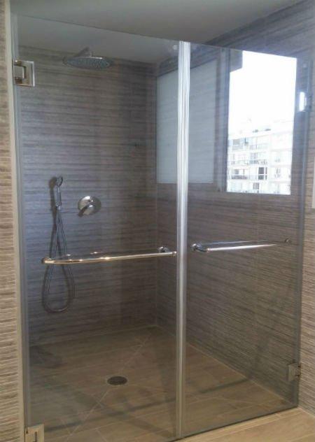 בלתי רגיל מקלחונים :ייצור ושיווק מקלחונים ,דלתות זכוכית,חיפוי מטבח - 7סטון TW-73